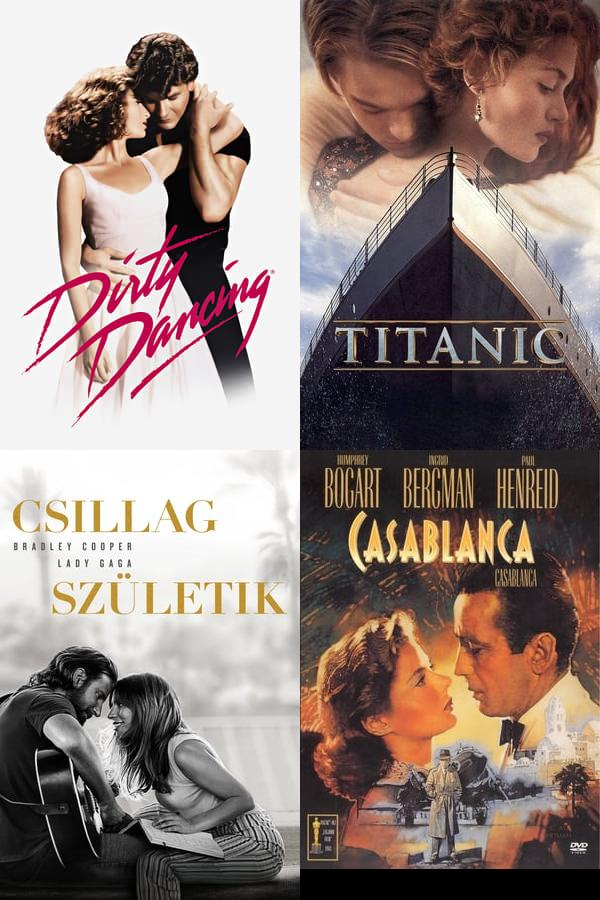 Top 50 romantikus film